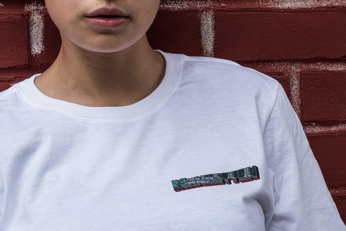 Manhattan Nike T-Shirt
