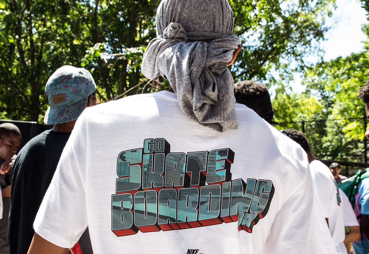 Go Skateboarding Day Shirt