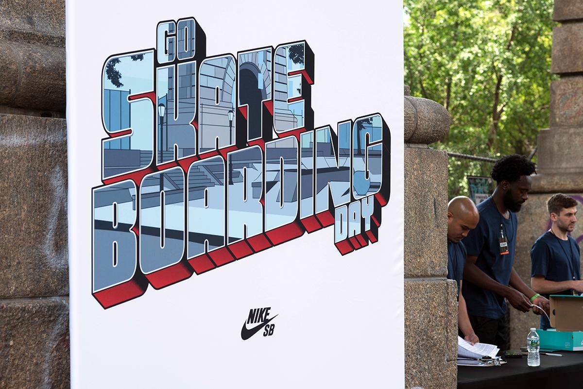 Nike GSD Sign Klughaus