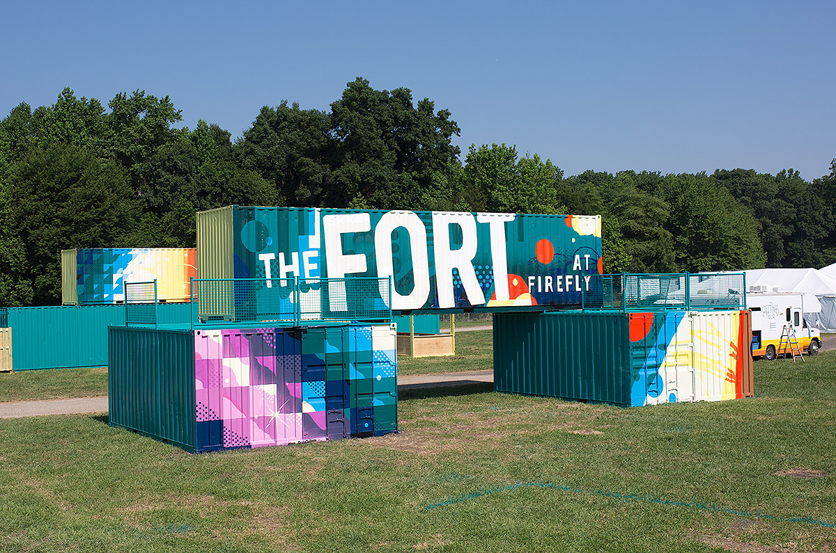 The Fort Firefly Festival