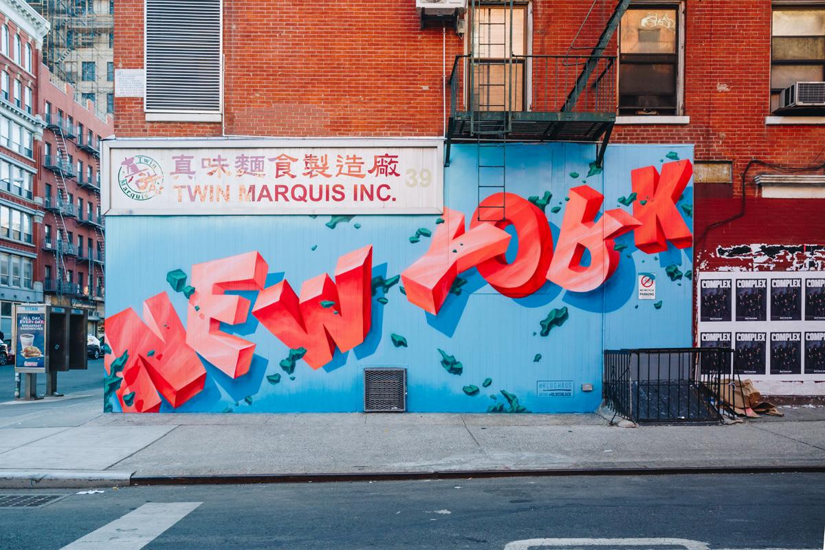 new york graffiti artist