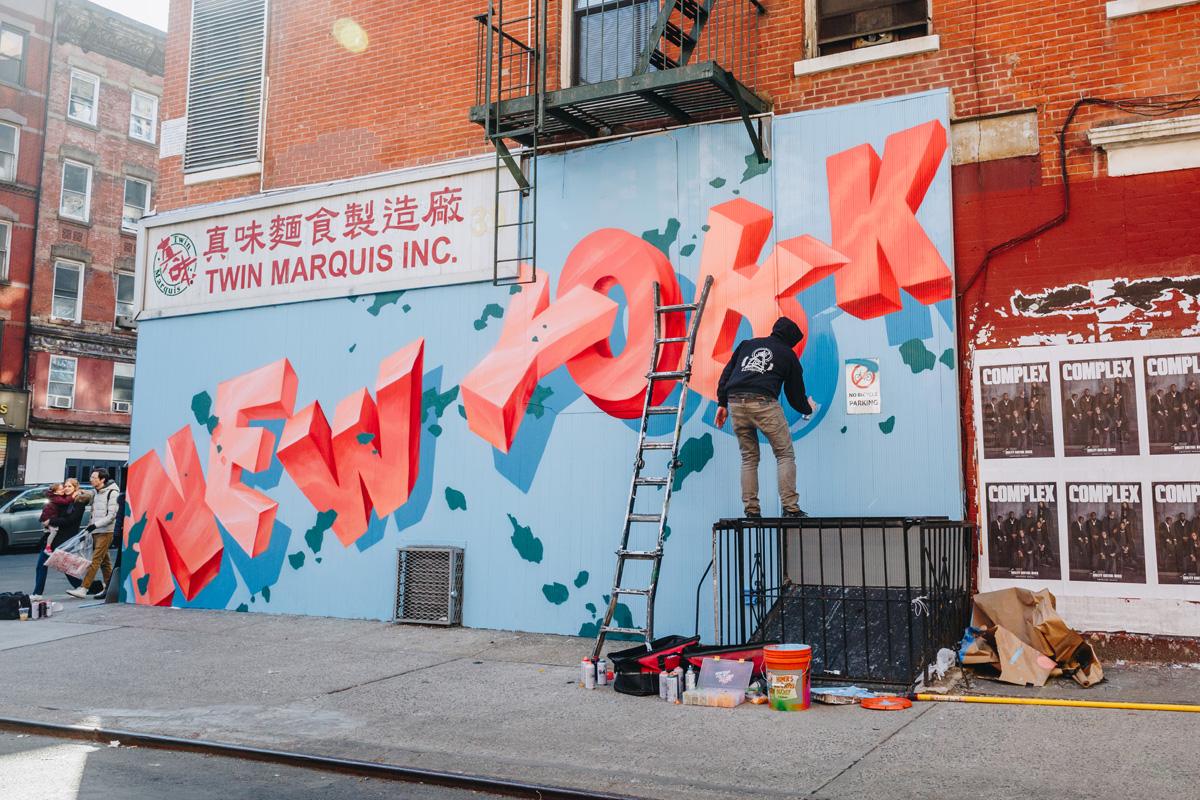 ny graffiti art