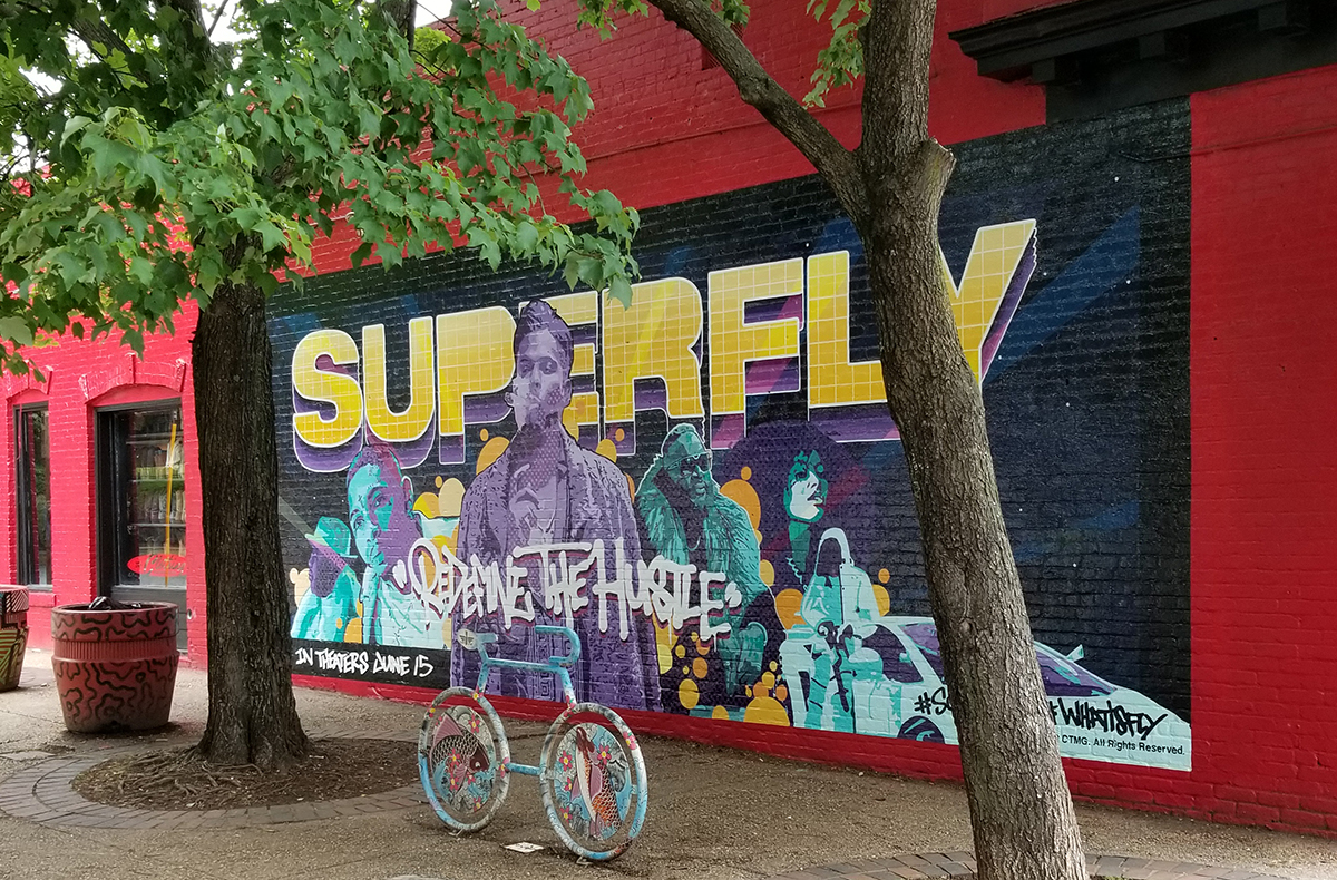 Atlanta Graffiti Artist