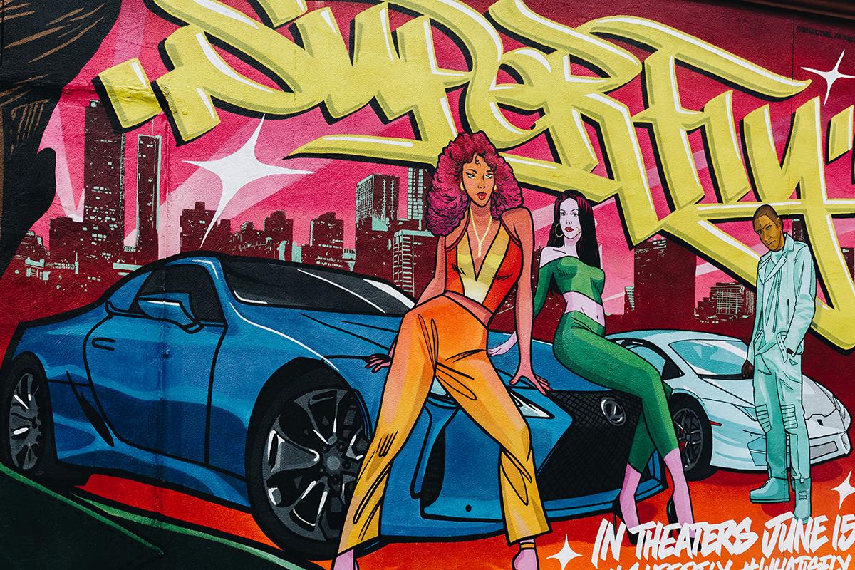 Harlem Mural Artist