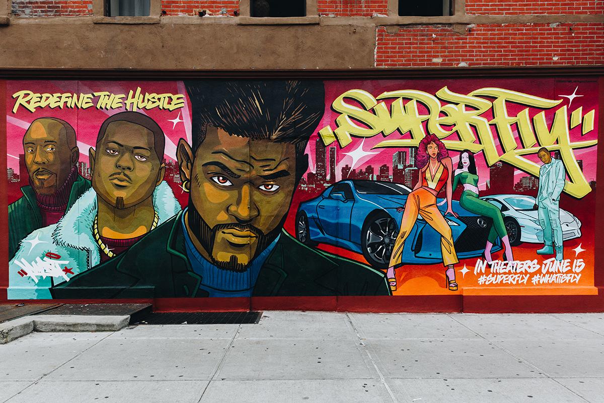 Harlem Street Art