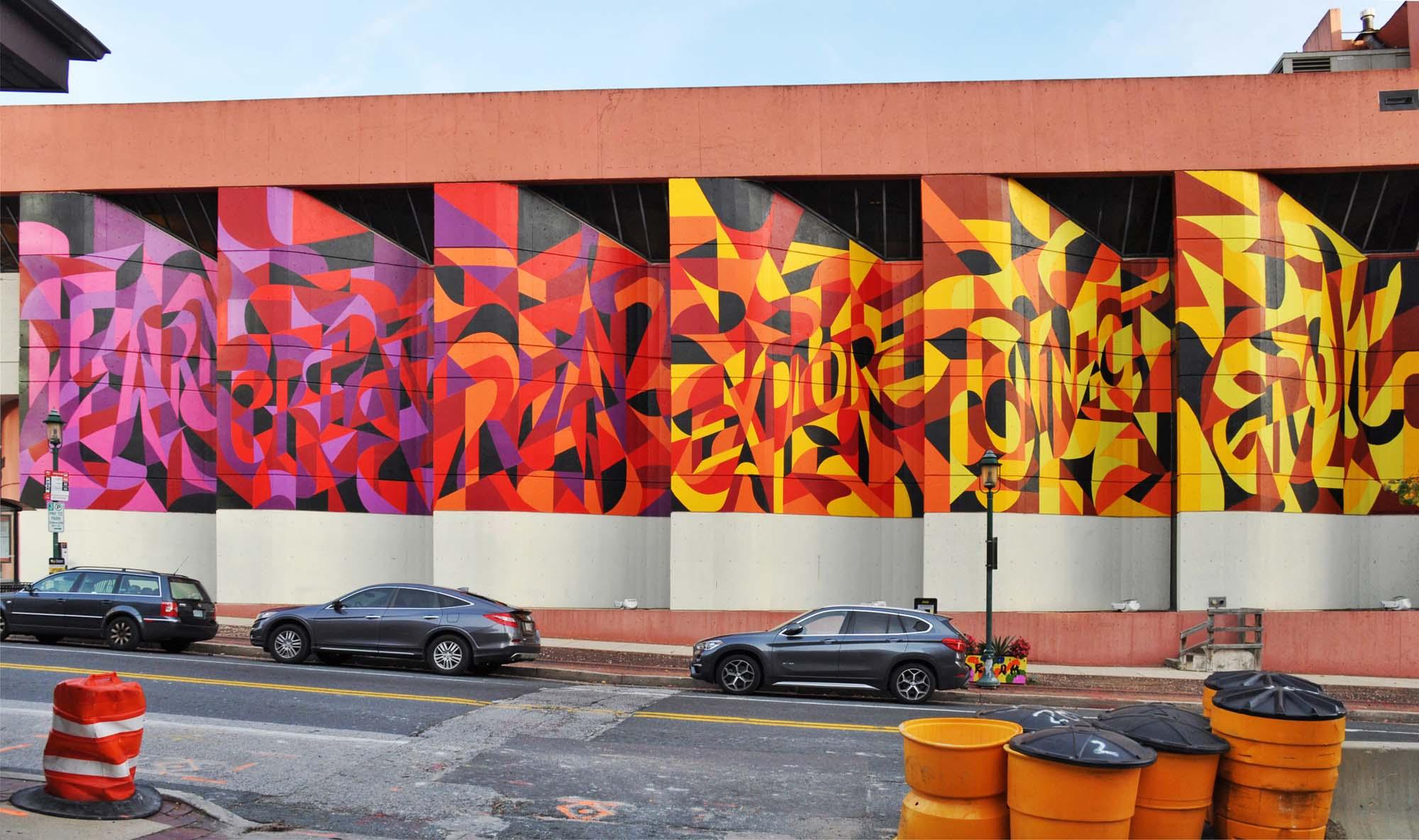 Ryan Adams Public Art Mural in Maryland